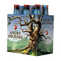 Angry Orchard Hard Apple Cider