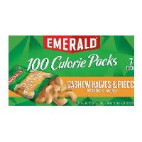 Emerald 100 Calorie Cashew Halves