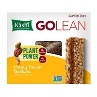 Kashi GOLEAN Honey Pecan Baklava Bars