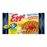 Eggo Nutri Grain Whole Wheat Waffles